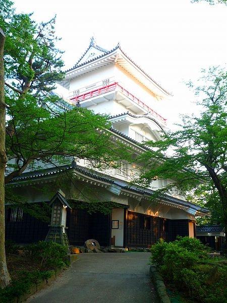 No.9 久保田城