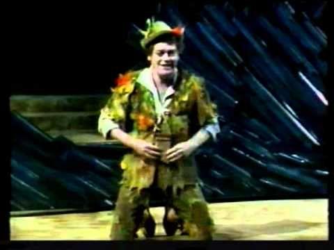 Der Vogelfänger bin ich ja….Papageno in the Magic Flute