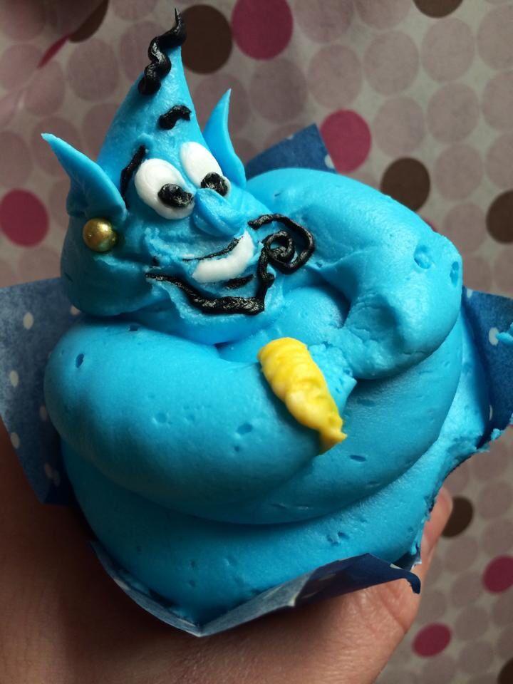 Genie Fabu-lux cupcakes