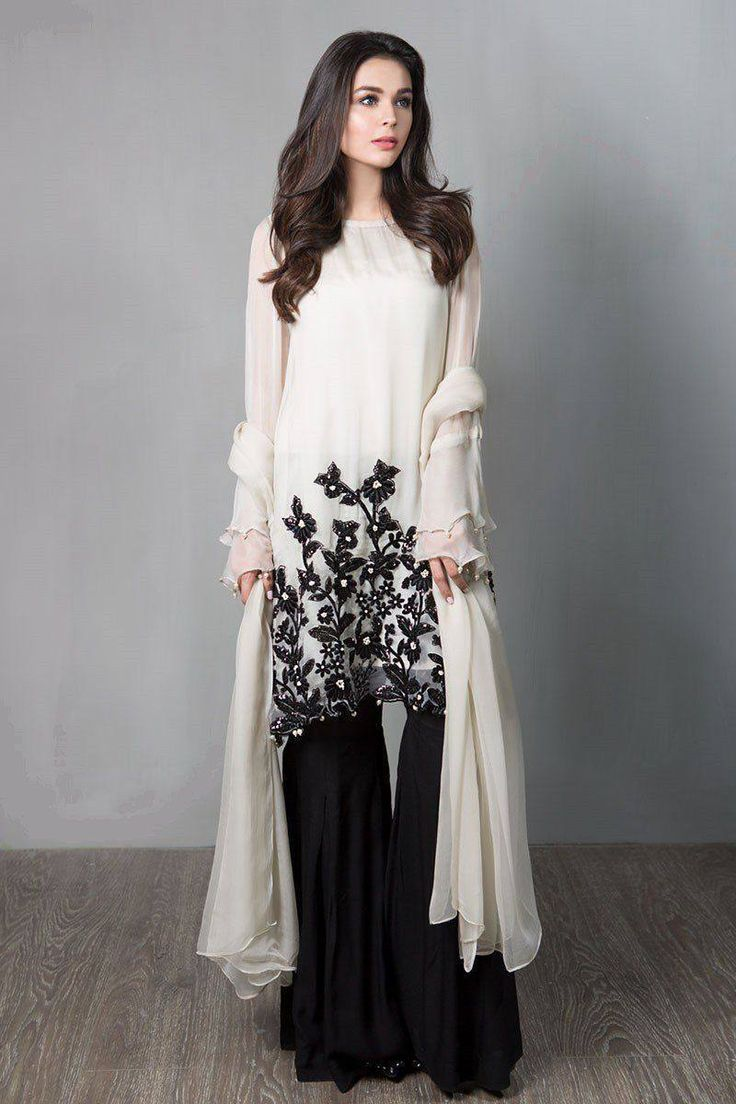 Maria B Silk/khaddar Beautiful Winter Dresses Prints For Girls | stylo-street