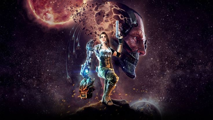 "Bombshell is an isometric action role-playing game by 3D Realms (now a subsidiary of Interceptor Entertainment) about a mercenary rescuing the President from aliens. The mercenary--named Shelly ""Bo..."