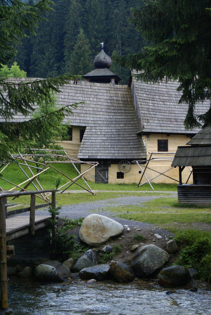 Zuberec - Open air museum