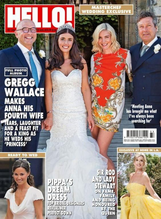 Gregg Wallace and I have 'never been friends', says John Torode, best man at his wedding last year