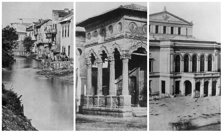 GALERIE FOTO Cum arăta Bucureştiul în anul 1856! Ludwig Angerer, primul fotograf al oraşului - ActiveNews