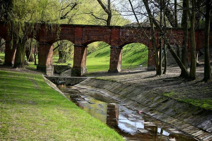 Park Fosa i Stoki Cytadeli (Żoliborz)