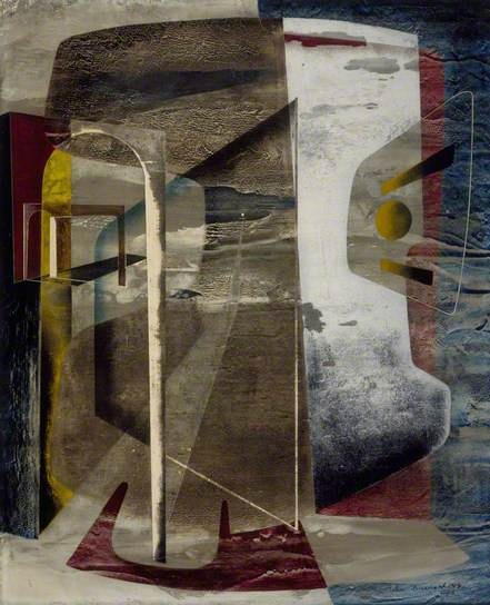 Ascent  - John Tunnard