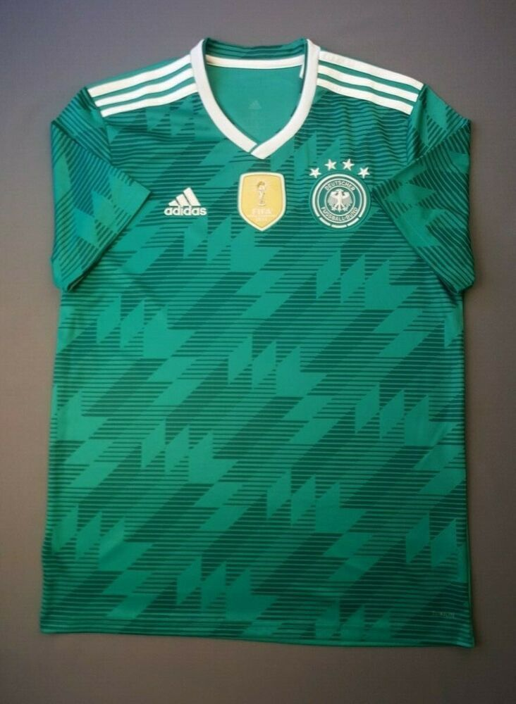 a1f0ed38fdd Advertisement(eBay) 5 5 Germany soccer jersey medium 2019 away shirt BR3144  football
