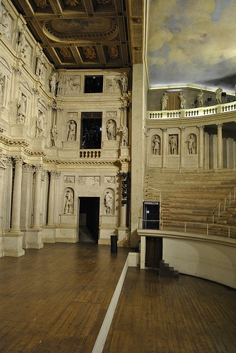 Teatro Olimpico - Palladio