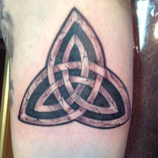 Tattoo by @Paul Loh - owner & tattooer at 407 Tattoo Studio