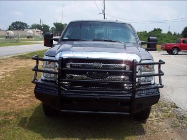 Ranch Hand Grill Guard got mine at OEM Truck Lavonia,  www.oemtruck.com