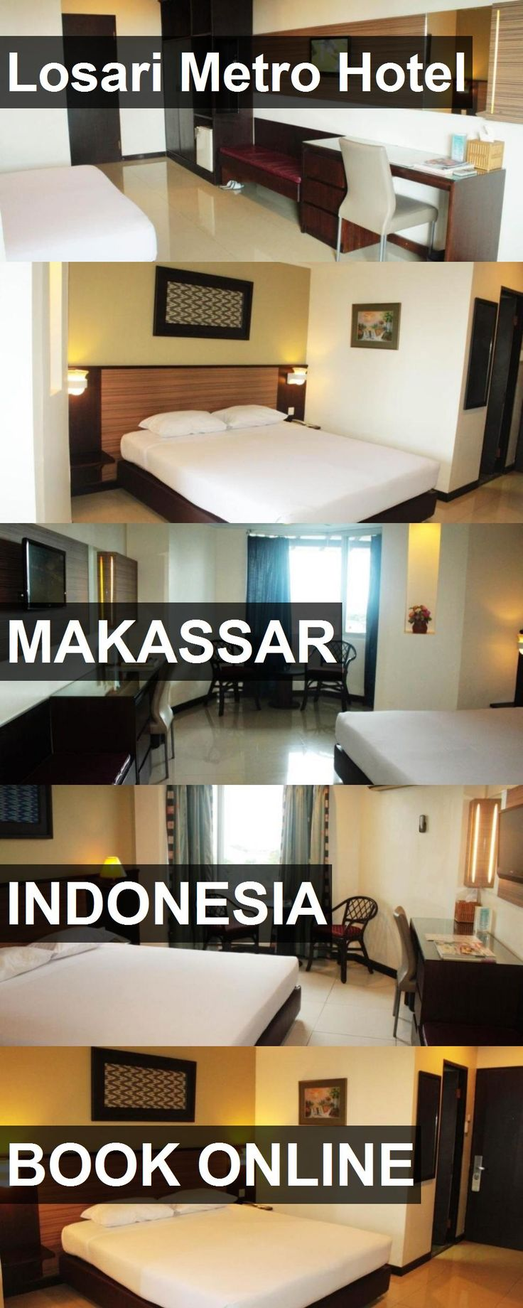 Hotel Losari Metro Hotel in Makassar, Indonesia. For more information, photos, reviews and best prices please follow the link. #Indonesia #Makassar #LosariMetroHotel #hotel #travel #vacation