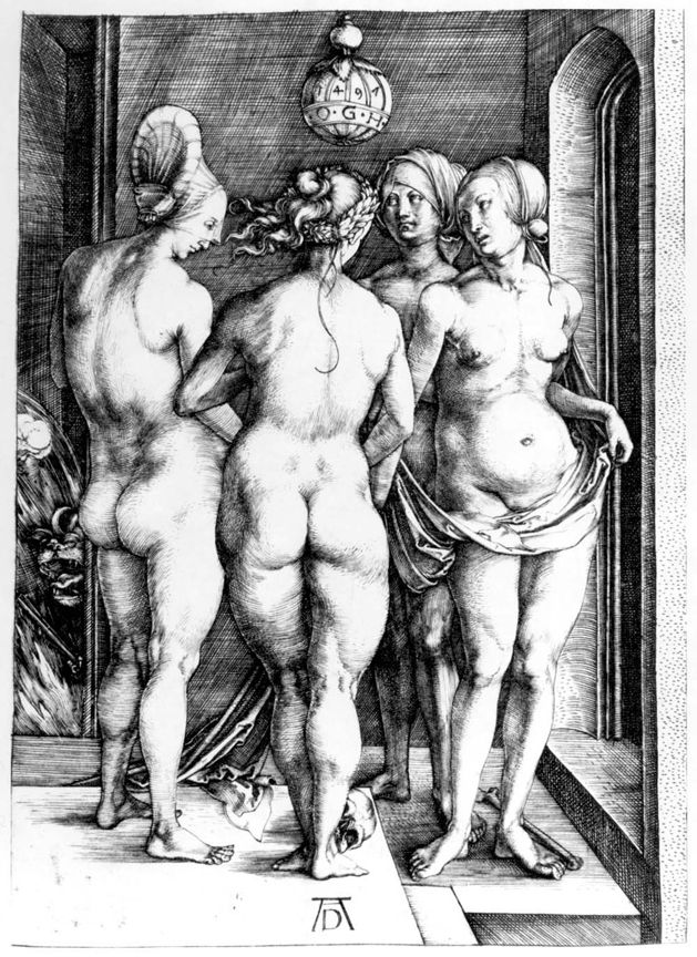 #QueefBook #WhoQueefed on Page 10? The Four Witches, Albrecht Dürer, Germany, 1497. Limited Edition 32pg B&W Book. Available while supplies last.