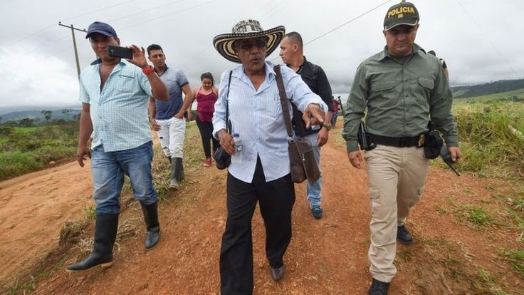 Colombia: President Santos grants Farc members amnesty https://tmbw.news/colombia-president-santos-grants-farc-members-amnesty  Colombia's President Juan Manuel Santos has signed a decree granting amnesty to another 3,600 members of the Farc rebel group, which last year reached a peace deal with the government.It is the third and final amnesty decree signed by Mr Santos.More than 7,000 rebels in total have been granted amnesty or released from prison as part of their reintegration into…