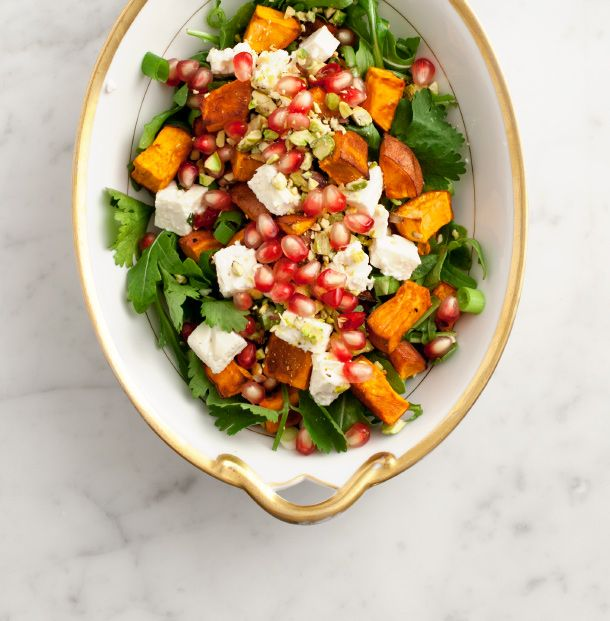 The Prettiest Salad Of Them All...