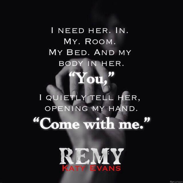 #REMY #KatyEvans