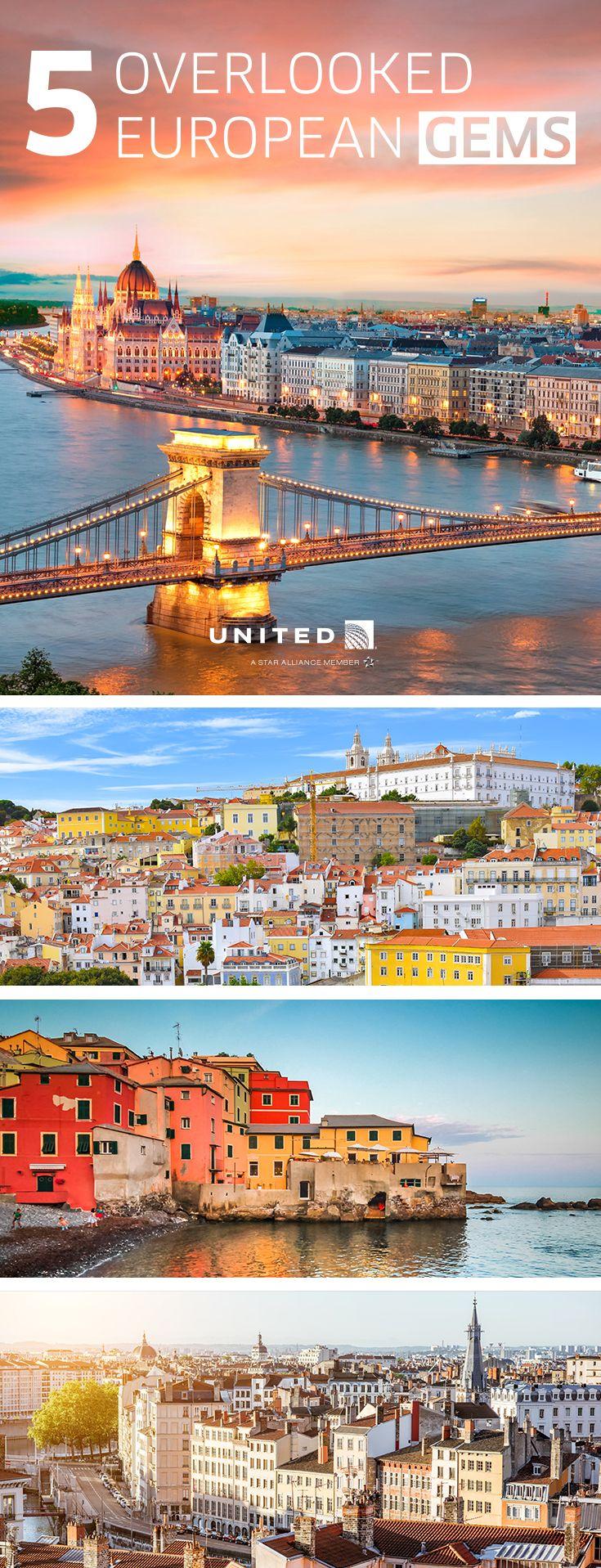 Budapest, Hungary | Lisbon, Portugal | Genoa, Italy | Lyon, France | Manchester, England