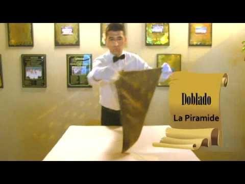Decoración de servilletas - YouTube