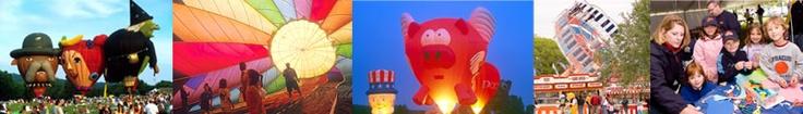 Balloonfest - Syracuse