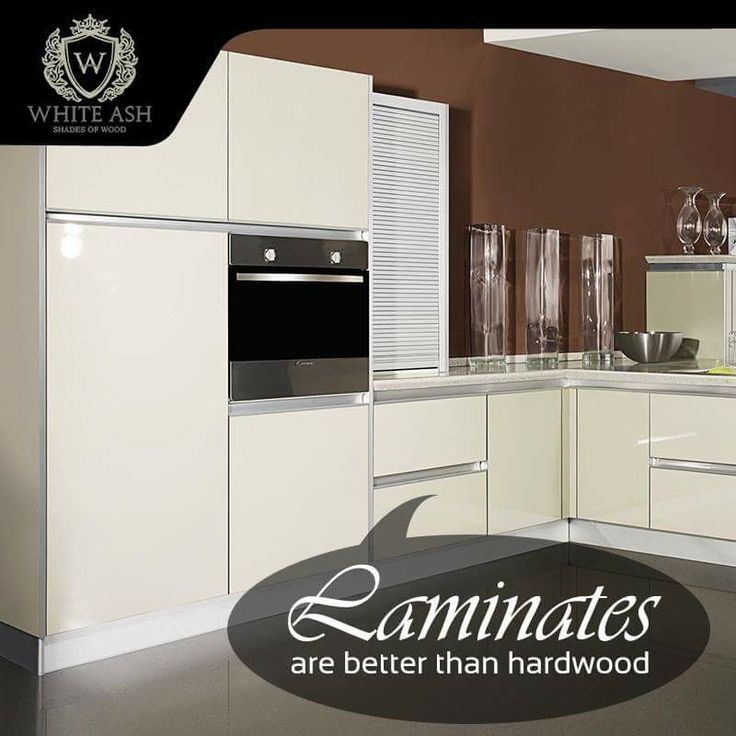 Laminates are highly used in cabinets and furniture and has proved to be an alternative to hardwood.