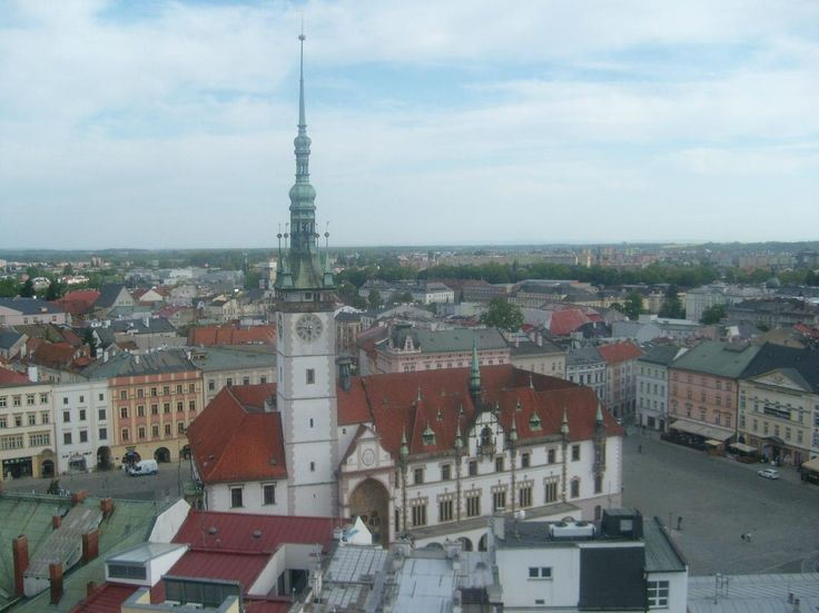 St Moritz Church (climb to the top) - Olomouc