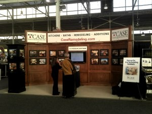 Case Design/Remodeling and the Indianapolis Home Show