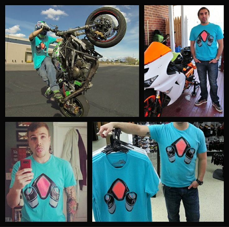 "24 HOUR SALE STARTING NOW!!  All shirts $14.99 with free shipping for the next 24 hours!!!   www.sportbikemods.com/shop   USE CHECKOUT CODE ""FREESHIP"" for FREE SHIPPING!!   s/o @wonk333 @Dogum Design and @tattooed_yamaha for rockin the diamond bike a$$ tee!   -diamond tail tee supply is getting low! Grab one today before we run out of sizes! REMEMBER THIS SALE IS TODAY ONLY! Ends 3/21 at 10 pm EST!  #sportbikemods #apparel #sale #onedayonly #sportbike #r1 #gsxr #r6 #motorcycle"