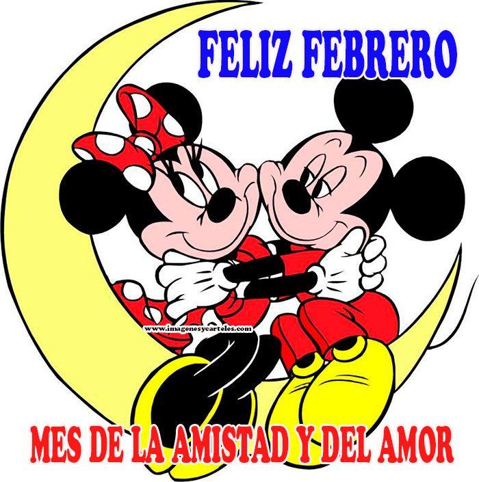 """""""Feliz Febrero Mes de la Amistad y del Amor 2015"""""""