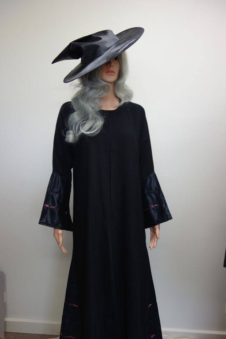 Classy Witch Costume for Hire from The Littlest Costume Shop, Melbourne