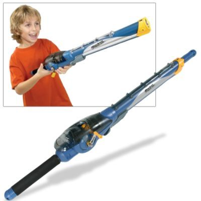 Rocket fishing rod for kids austin for Kids fishing poles