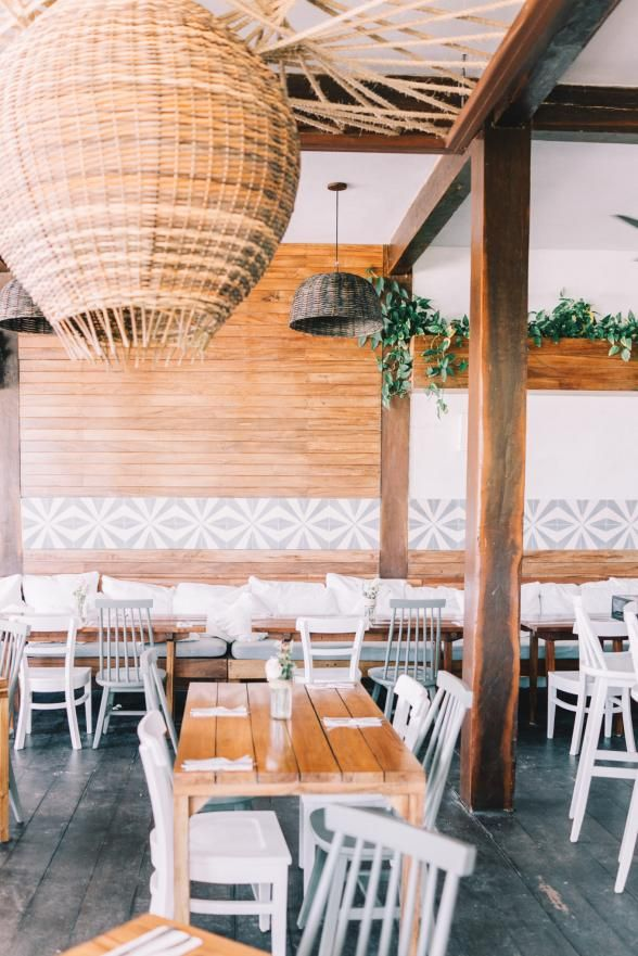 If you're gluten-free, grain-free, dairy-free, vegan, or vegetarian, you need to know about The Real Coconut. Located at Sanara Tulum, this restaurant offers wholesome, nutritious foods for travelers looking to stay healthy while on vacay. | Photo Credit: Julia Engel