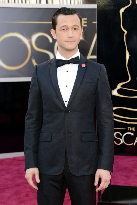 Joseph Gordon-Levitt Oscar 2013 Red Carpet