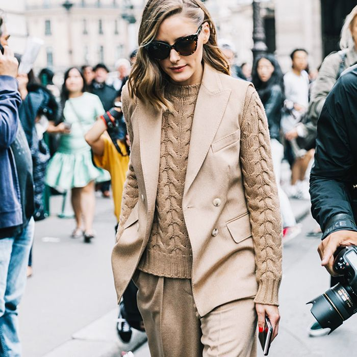 10 Easy Winter Outfit Ideas to Try at Work (and in Life) via @WhoWhatWear