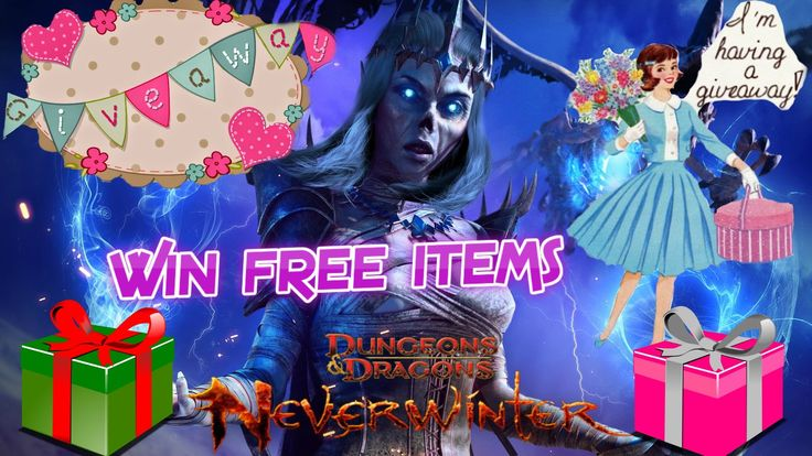 Neverwinter Xbox one Giveaway - Win free items!