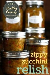 A great hot dog, burger or sausage on a bun relish with just enough zip to give some interest. You can make this at any time of year using zucchini (aka courgette) fresh from the market; in fact, it's nice to have some ready to go for the summer. Jar size choices: Either 1/4 litre...Read More »