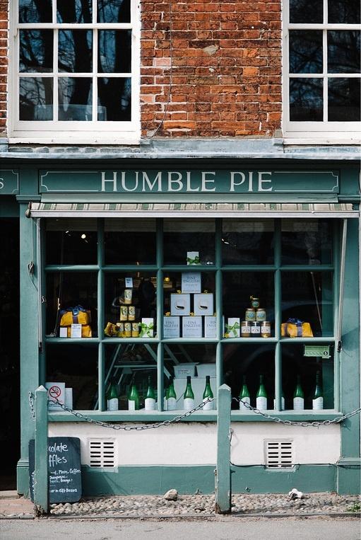 Humble Pie | Burnham Market, Norfolk.