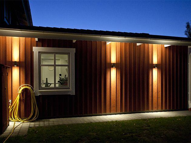 fasadbelysning - Sök på Google