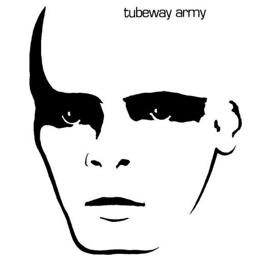Gary Numan - Tubeway Army - Best album and best album cover ever.