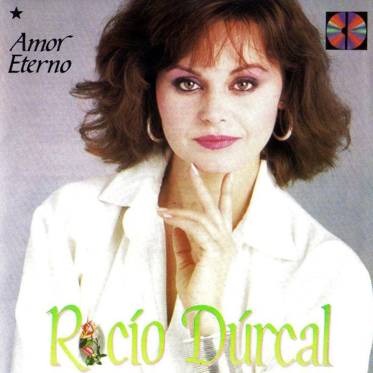 Carátula Interior Frontal de Rocio Durcal - Amor Eterno (1984)