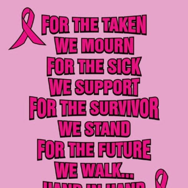 Life Walk breast cancer for for
