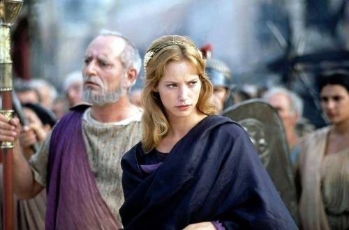 Sienna Guillory as Helen in Helen of Troy