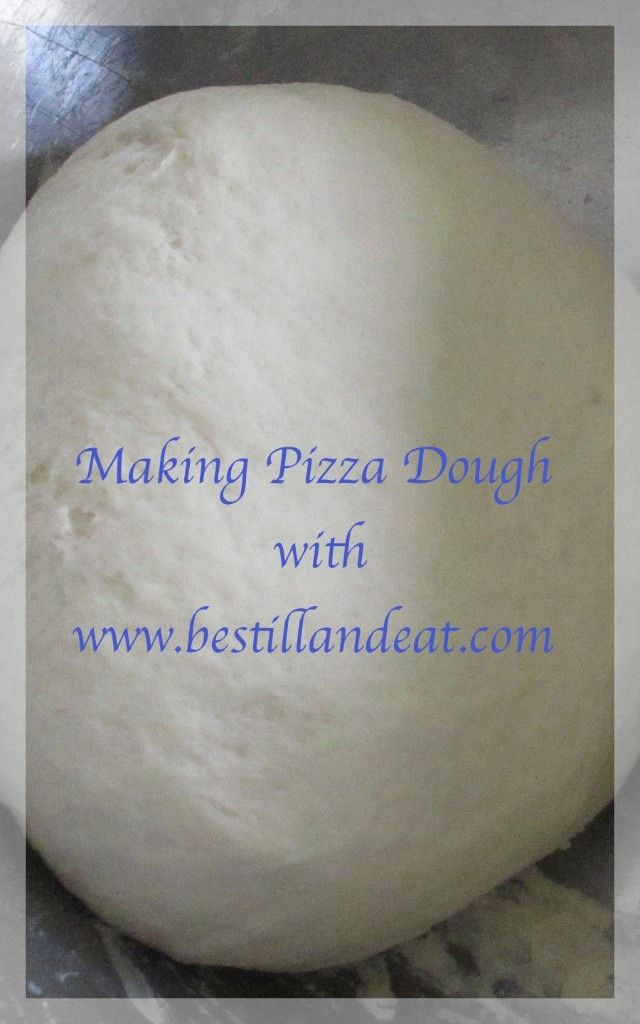 Making Pizza Dough from Scratch So Easy. So Versatile. So Fun. Click the Pic www.bestillandeat.com