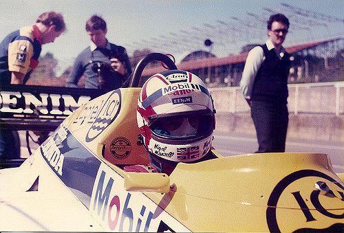 https://flic.kr/p/6mfkRb | Nigel Mansell | Nigel Mansell Williams Honda FW10 Brands Hatch 28th & 29th August 1985