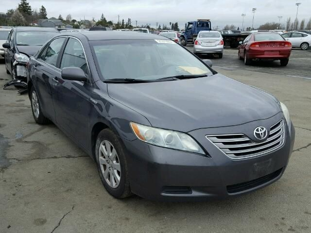 2007 Toyota Camry Hybr 2 4l 4 For Sale At Copart Auto Auction Bid Win Now Toyota Camry Camry Car Auctions