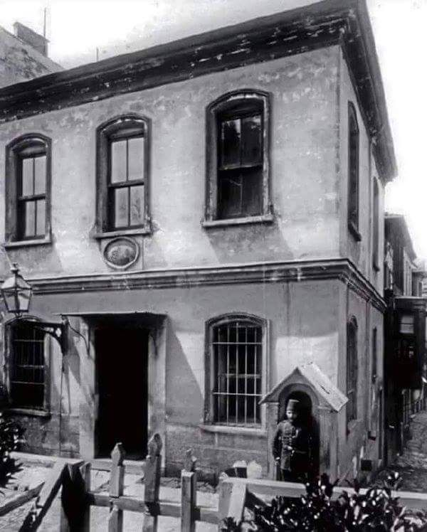 Cibali Karakolu, (1900'lu yıllar) #birzamanlar #istanlook #nostalji