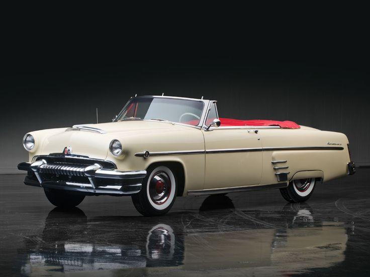 101 Best Images About 1954 Mercury Monterey On Pinterest