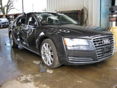 Get used parts from this 2012 Audi A8, Stk#R15959 at AutoGator.com