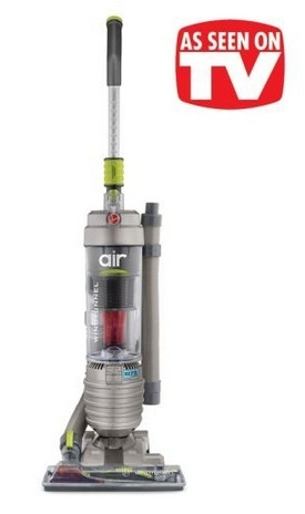 Hoover WindTunnel® Air™ Bagless Upright Review - one of my favorite vacuum cleaners ever!