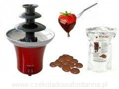 Doskonały zestaw który sprawi, ze jesień będzie dużo ciekawsza  i ... smaczniejsza! www.czekoladowafontanna.pl/pl/p/Fontanna-czekoladowa-CF23-0%2C5-kg-czekolady-mlecznej-Sicao/100