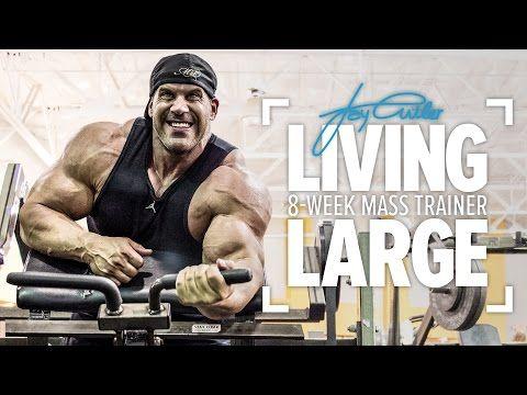 Jay Cutler's Living Large Trainer, Train Large,Hacim Yapma Antrenmanı