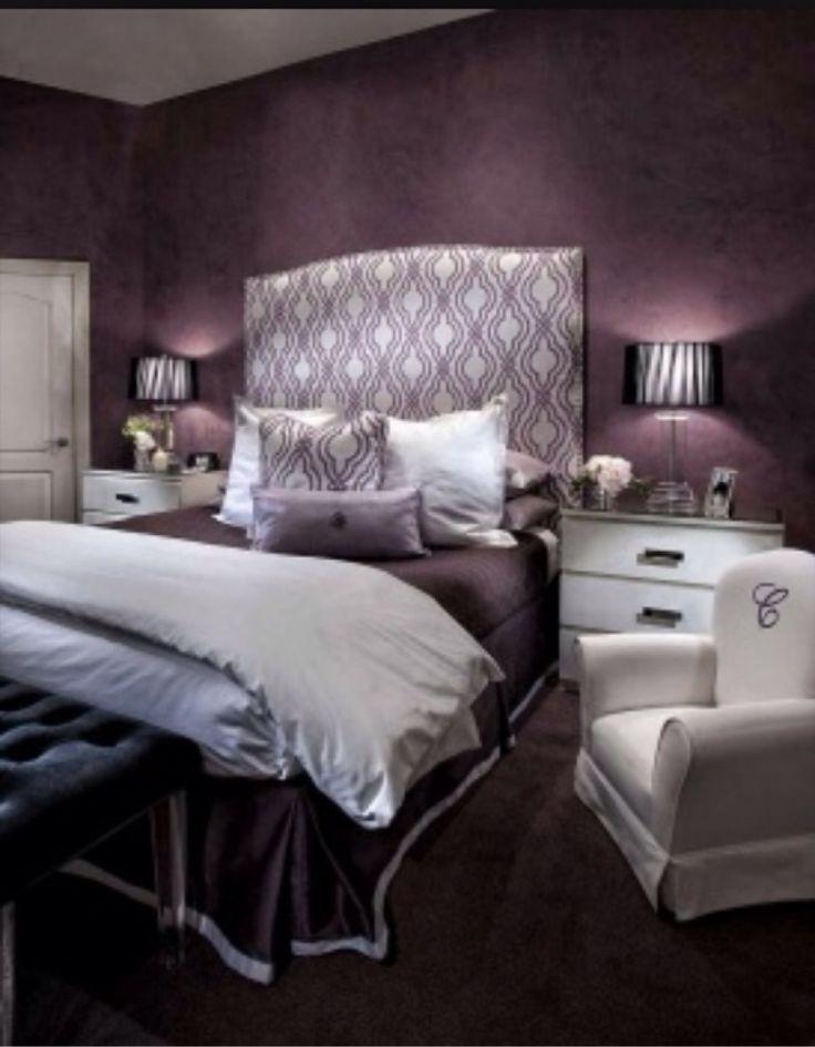 Best 25+ Purple master bedroom ideas on Pinterest